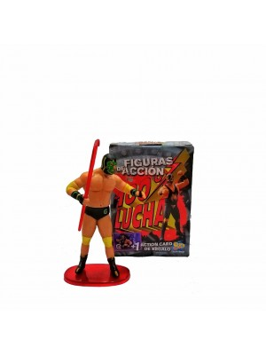 Figura 100% Lucha Goruta Jones