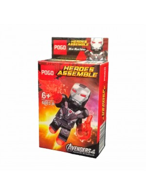 Lego Avengers serie 6003-8 War Machine