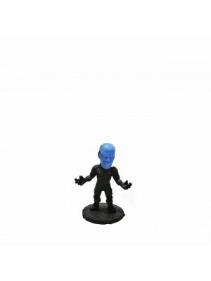 Figura Spiderman Electro Base negra