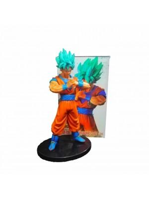 Figura Dragon Ball Son Goku Súper Saiyán God