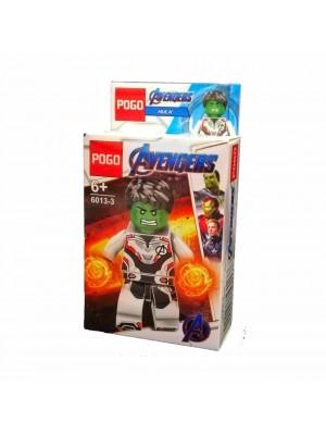 Lego Avengers serie 6013-3 Hulk