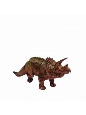 Figura Dinosaurios Triceratops Altura 5 cm