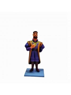 Figura Rapunzel Guardia Altura 11 cm