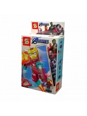 Lego Avengers serie SY1311-1 Iron Man