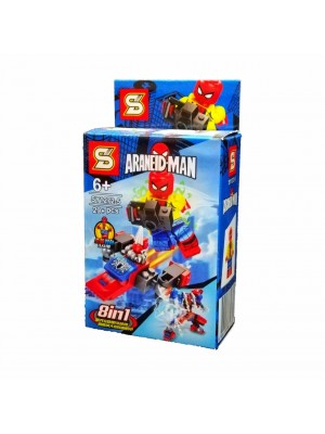 LEGO SERIE SY1272-5 ARANEID-MAN