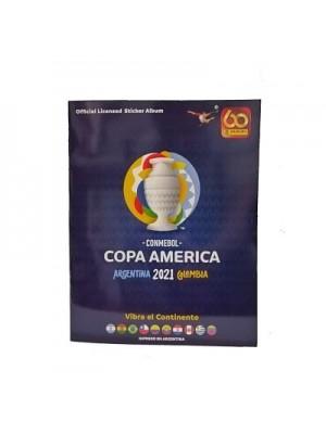 Album Copa América 2021 Argentina-Colombia