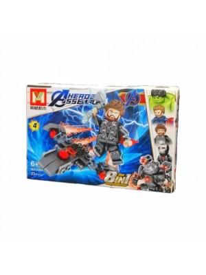 Lego Avengers serie MG2001 Thor