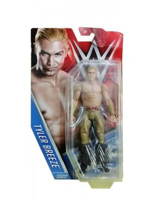 Figura WWE Tyler Breeze Articulada en blister