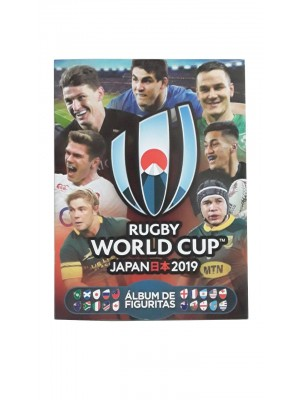 ALBUM RUGBY WORLD CUP JAPAN 2019