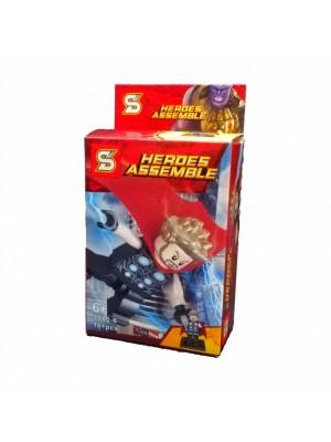 LEGO AVENGERS SERIE 1060-6 THOR