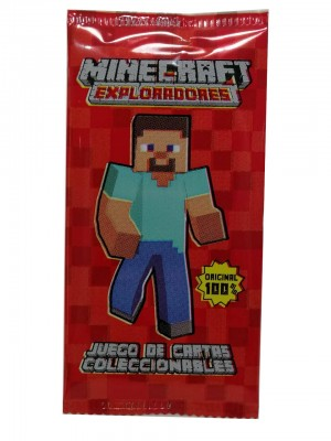 EXTENSION MINECRAFT EXPLORADORES