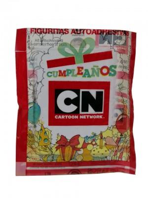 FIGURITA CARTOON NETWORK CUMPLEAÑOS