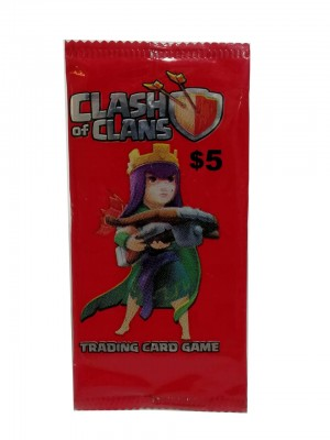 EXTENSION CLASH OF CLANS