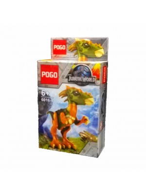 Lego Jurassic World serie 6016-4