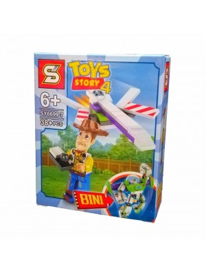 Lego Toy Story Woody serie SY6699-7