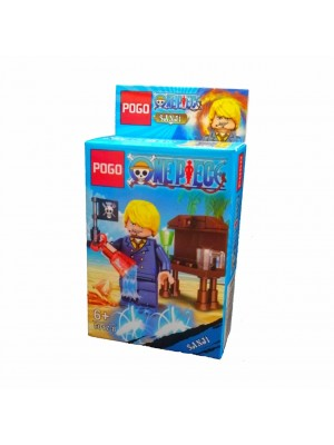 Lego One Piece Sanji serie 6017-8