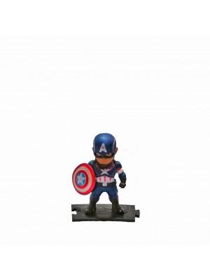 Figura Avengers Base negra Capitán América