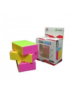 Cubo Mágico 2x3x3 Rectangular