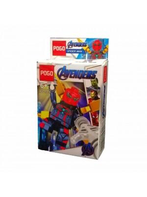 Lego Avengers serie 6013-7 Spider Man