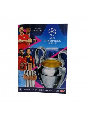 Album Champions League 2020/21