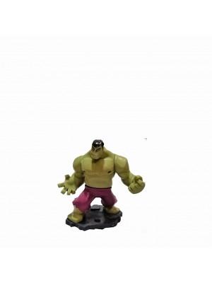 Figura Avengers Base fija Hulk