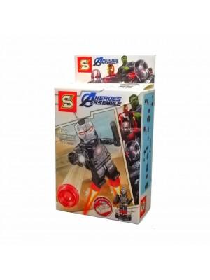 Lego Avengers serie SY1311-6 War Machine