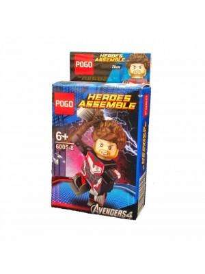 Lego Avengers serie 6005-8 Thor