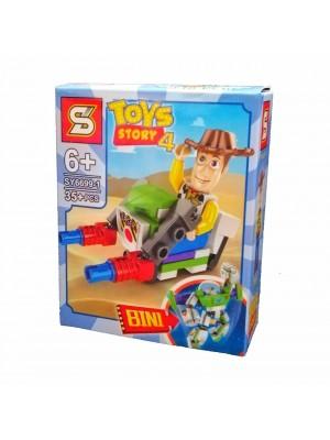 Lego Toy Story Sheriff Woody serie SY6699-1