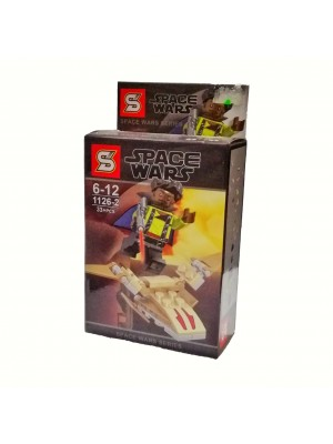 LEGO SPACE WARS SE. 1126-2