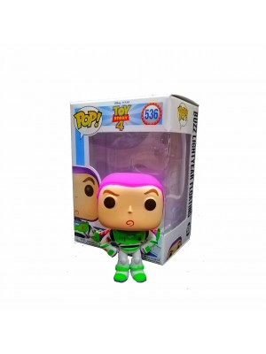 Figura Pop Toy Story Buzz Lightyear Floating N° 536