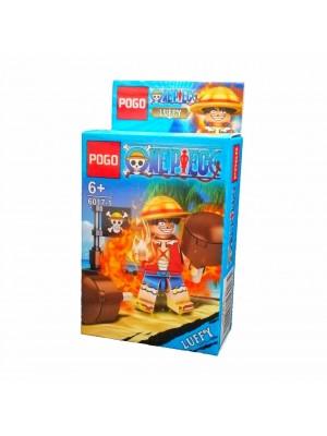 Lego One Piece Luffy serie 6017-1