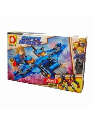 Lego Avengers serie DLP538 Capitana Marvel