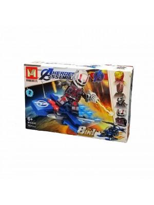 Lego Avengers serie MG2002 Ant-Man