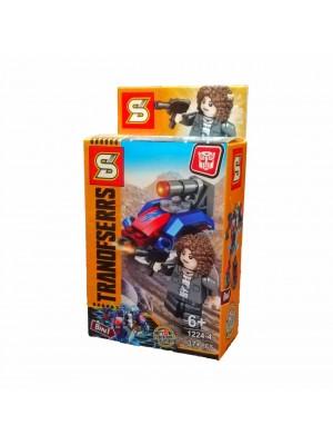 Lego Transformers serie 1224-4