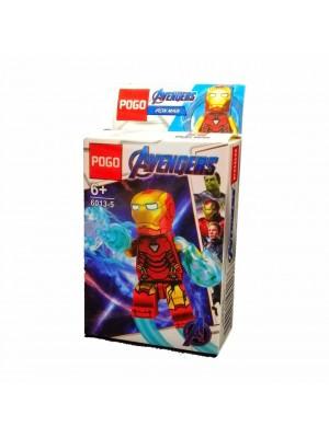 Lego Avengers serie 6013-5 Iron Man