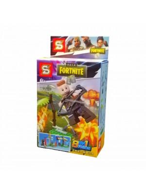 LEGO FORTNITE SERIE 1234-1