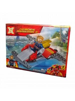 Lego Avengers serie 4002 Thor