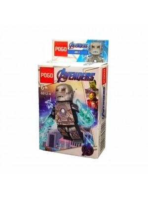 Lego Avengers serie 6012-4 MK1