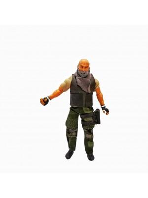 Figura Luchadores Articulada  Altura 15 cm