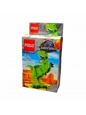 Lego Jurassic World serie 6016-2