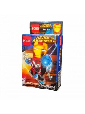 Lego Avengers serie 6005-6 Iron Man