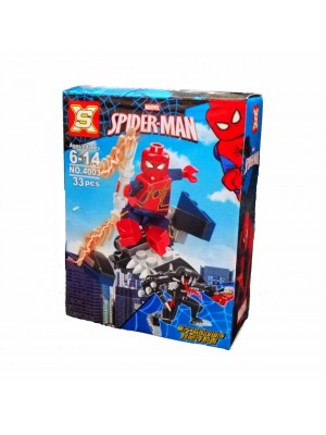 LEGO SPIDERMAN SERIE 4003