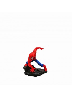 Figura Avengers Base fija Spiderman