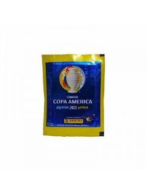 Figurita Copa América 2021 Argentina-Colombia