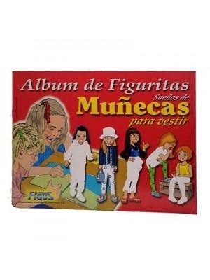 Album Muñecas para vestir