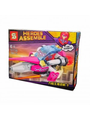 LEGO AVENGERS SERIE SY773-G MAGNETO