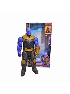 Figura Sound X Thanos 20 Frases Union Legend Caja