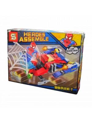 LEGO AVENGERS SERIE SY773-D SPIDERMAN
