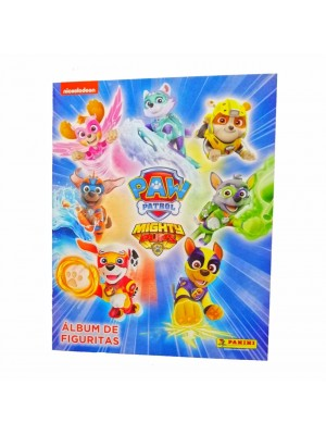 Album Paw Patrol Mighty Pups