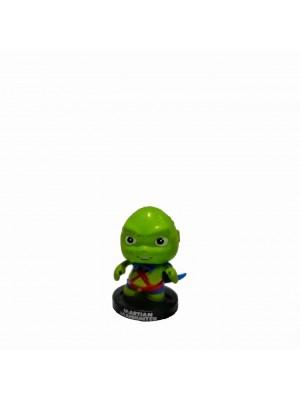 Figura Tortugas Ninja Martian base fija